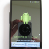 HTC HD2 android installatie software update